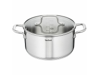 Appliances Online Tefal 20cm Virtuoso Stainless Steel Induction Stewpot E4924474
