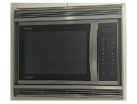 Appliances Online Sharp EBR9900W Microwave Trim Kit