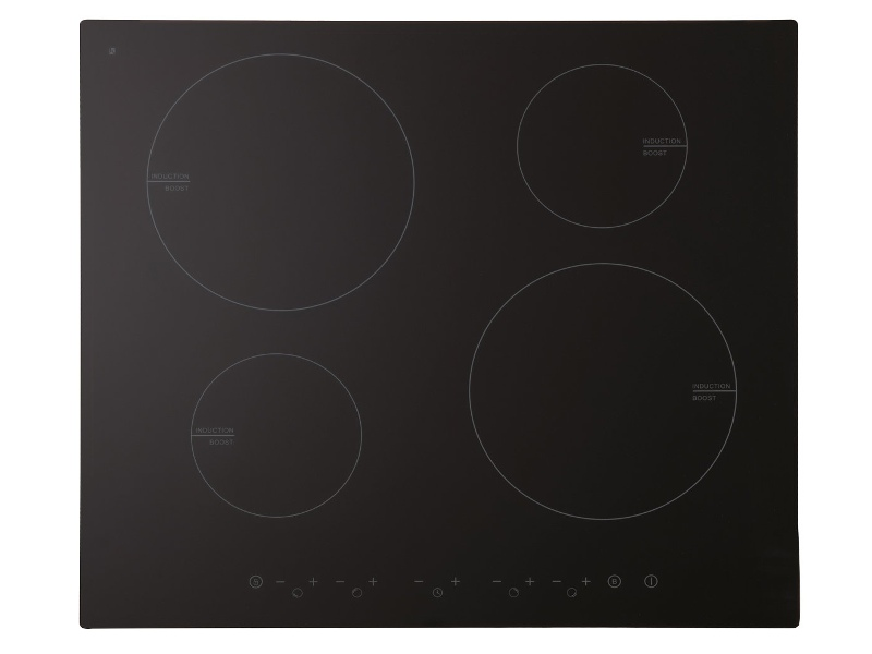 Euro Appliances ECT60ICB 60cm Induction Cooktop