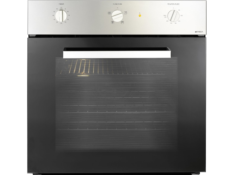 Emilia EF64MEI 60cm Electric Built-In Oven