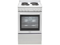 Appliances Online Euromaid EFF54W 54cm Freestanding Electric Oven/Stove