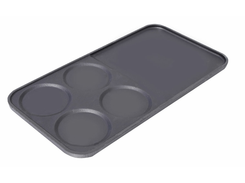 Glem EGPL1 Breakfast Griddle Plate
