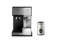 Appliances Online Café Barista Coffee Machine With MultiGrinder EM5000EM0405