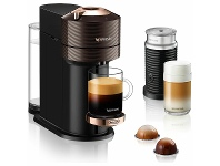 Appliances Online DeLonghi Vertuo Next Automatic Coffee Machine with Aeroccino Milk System ENV120BWAE