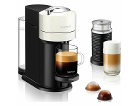 Appliances Online DeLonghi Vertuo Next Automatic Coffee Machine with Aeroccino Milk System ENV120WAE