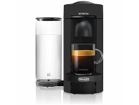 Appliances Online DeLonghi Vertuo Plus Nespresso Capsule Coffee Machine Matte Black ENV150BM