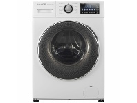 Appliances Online Sharp 8kg Front Load Washer ES-A814FL-W