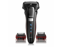 Appliances Online Panasonic ES-LL41-K541 3 Blade Linear 2D Shaver with 2 Comb Attachment