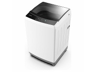 Appliances Online Euromaid 10kg Top Load Washing Machine ETL1000FCW