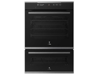 Appliances Online Electrolux 60cm Pyrolytic Built-In Double Oven EVEP626SD