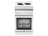 Appliances Online Euromaid F54EW 54cm Freestanding Electric Oven/Stove
