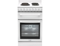 Appliances Online Euromaid F54RW 54cm Freestanding Electric Oven/Stove
