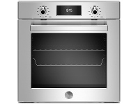 Appliances Online Bertazzoni 60cm Professional Series Pyrolytic Built-In Oven F6011PROPLX