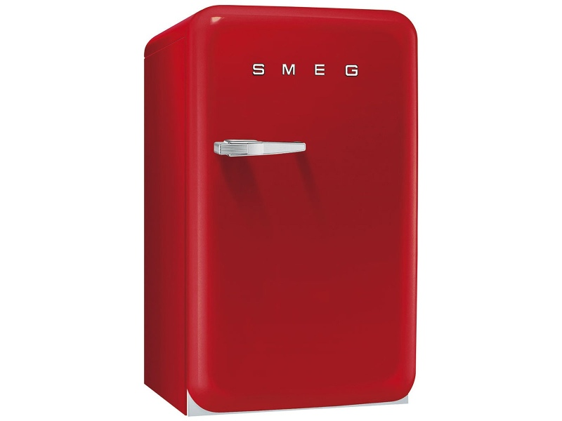 Smeg FAB10HRR 135L Retro Style Bar Fridge