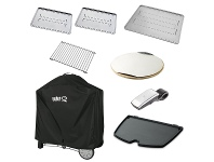Appliances Online Weber Family Q Ultimate Accessories Pack FAMQULT1