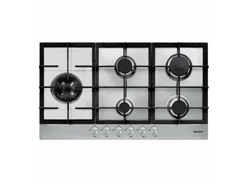 Glem FC95GWI 90cm Natural Gas Cooktop