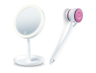 Appliances Online Beurer BS45 Cosmetics Mirror with FC25 Body Brush FITZONEPAMPK1