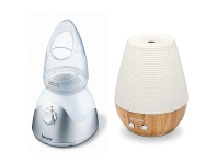 Appliances Online Beurer FS50 Facial Sauna with LA40 Aroma Diffuser FITZONEPAMPK2