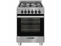 Appliances Online Glem 53cm Freestanding Dual Fuel Oven/Stove GB534GE