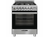 Appliances Online Glem 60cm Freestanding Dual Fuel Oven/Stove GB664GE