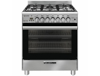 Appliances Online Glem 70cm Gas Bi-Energy Dual Fuel Oven/Stove GB765DOP