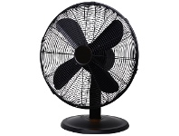 Appliances Online Goldair GCDF190 30cm Matte Black Desk Fan