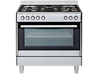 Appliances Online Euromaid GE90S 90cm Freestanding Dual Fuel Oven/Stove