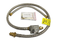 """Appliances Online Grandfire GFD-NGCK42S Deluxe Series 42"""" Natural Gas Conversion Kit"""