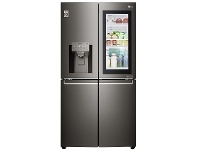 Appliances Online LG 708L InstaView French Door Fridge GF-V708BSL