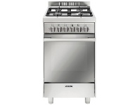 Appliances Online Glem GL53GI 53cm Freestanding Natural Gas Oven/Stove
