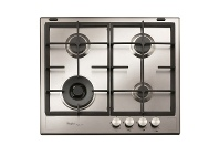 Appliances Online Whirlpool GMF6422IXL 60cm iXelium Natural Gas Cooktop