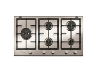 Appliances Online Whirlpool 90cm iXelium Natural Gas Cooktop GMF9522IXL