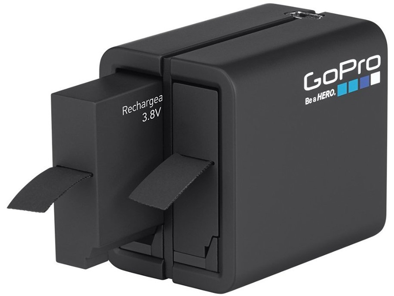 GoPro GPAHBBP-401 Dual Battery Charger + Battery for HERO4