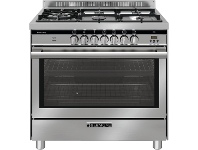 Appliances Online Glem 90cm Dual Fuel Oven/Stove GS965GE