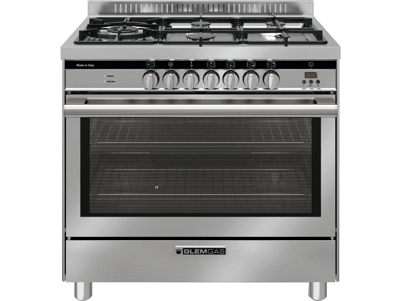 Glem 90cm Dual Fuel Oven/Stove GS965GE