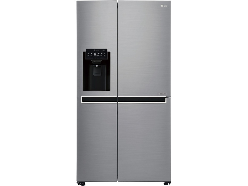 LG 668L Side by Side Fridge GS-L668PNL