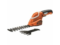 Appliances Online Black & Decker GSL700-XE 7V Li-Ion Cordless Shear Shrubber Kit