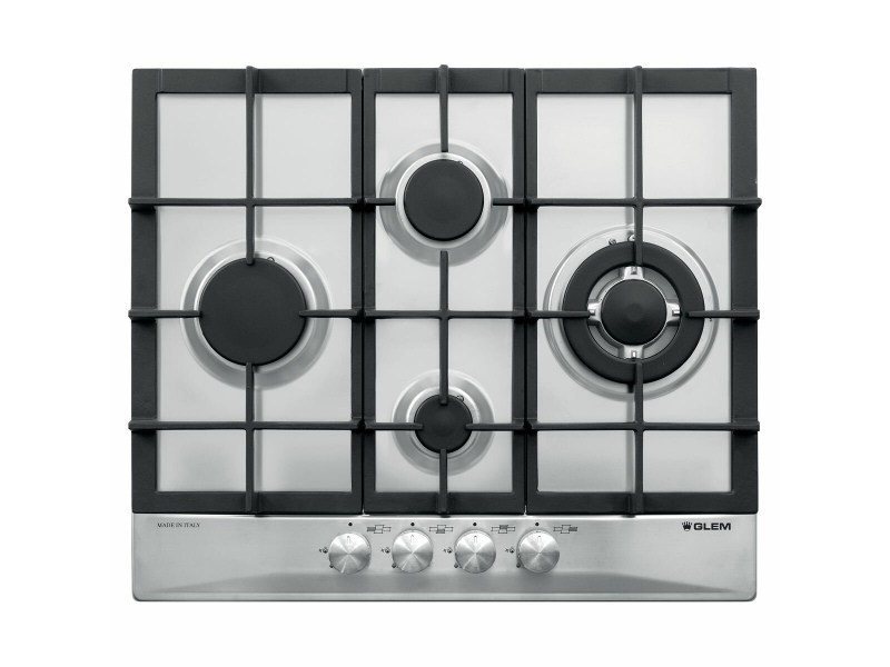 Glem 60cm Natural Gas Cooktop GT64GWI