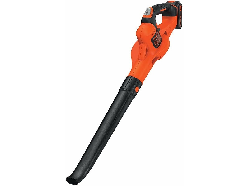 Black & Decker GWC1820PC-XE 18V Lithium-ion Cordless Powercommand Boost Leaf Blower