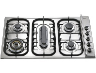 Appliances Online ILVE H39PCVSS 86cm Natural Gas Cooktop