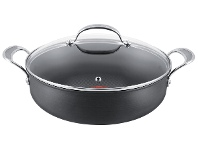 Appliances Online Tefal H9029044 30cm Jamie Oliver Shallow Pan