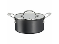 Appliances Online Tefal 5.3L Jamie Oliver Cook's Classics 24cm Induction Non-Stick Hard Anodised Stewpot H9124644