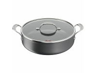 Appliances Online Tefal 5.4L Jamie Oliver Cook's Classics 30cm Induction Non-Stick Hard Anodised Shallow Pan H9129944