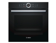 Appliances Online Bosch HBG675BB2A 60cm Serie 8 Pyrolytic Built-In Oven