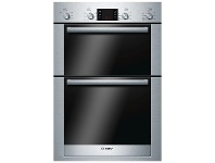 Appliances Online Bosch HBM43S550A 60cm Serie 6 Electric Built-In Double Oven