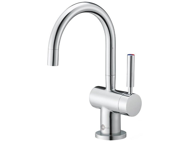 InSinkErator Steaming Hot & Ambient Filtered Water Tap HC3300CH