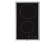 Appliances Online Beko HDMC32400TX1 30cm Ceramic Cooktop