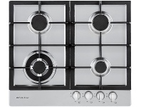 Appliances Online Robinhood HGA604FKSS 60cm Natural Gas Cooktop