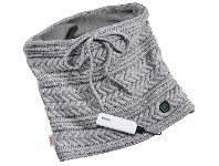 Appliances Online Beurer HK37 Heated Tube Scarf with Powerbank