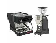 Appliances Online La Marzocco Linea Mini Home Package Black H-MPACKB